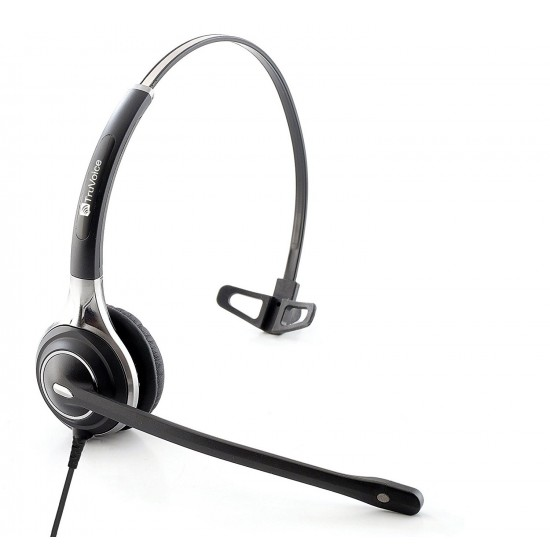 TruVoice HD-700 Monaural Noise Canceling Headset Including QD Cable for Avaya IP Phones
