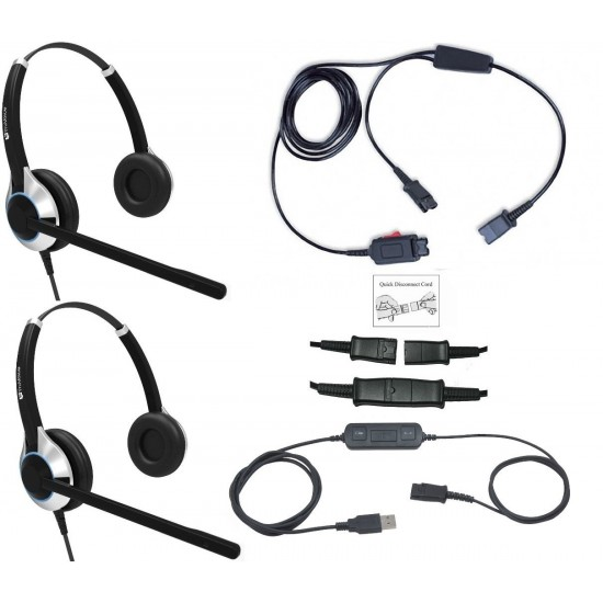 TruVoice HD-550 USB Premium Training Solution