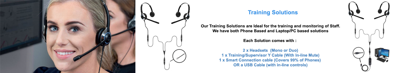 USB Headset Training Solutions