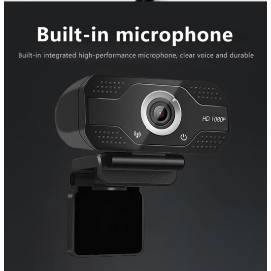 TruVoice W830 Webcam and Voicepro 20 USB headset Combo